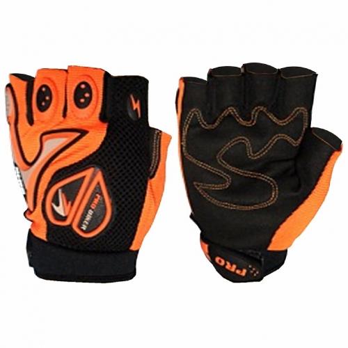 Перчатки без пальцев ТИП 4