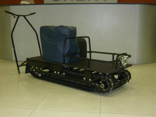 Мотобуксировщик Пахус PH 13-550