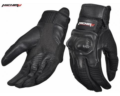 Перчатки G 8087 Черные MICHIRU