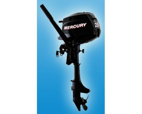 Лодочный мотор Mercury F2.5 M