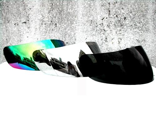 Визор Masei 830 Visor Mirror/Rainbow