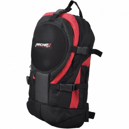 Рюкзак Adventure Box B черно-красный MICHIRU