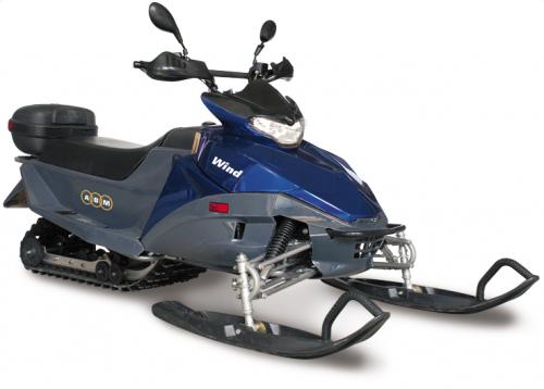 Снегоход АВМ Wind 320 cc