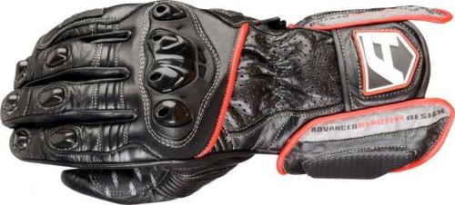 Перчатки AKITO SPORTS RIDER черные/красные