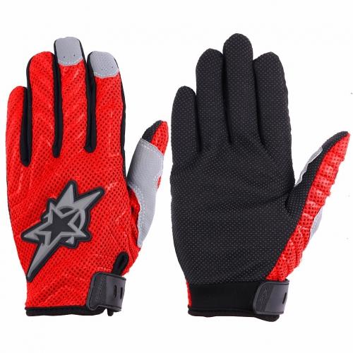Перчатки VS102 Красные