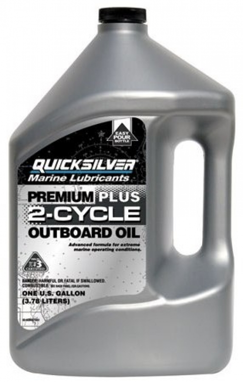 Quicksilver 2T Premium Plus