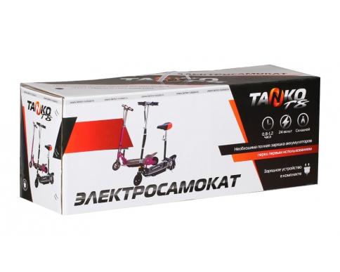 Детский электросамокат с сиденьем TANKO T8