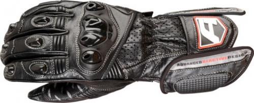 Перчатки AKITO SPORTS RIDER черные