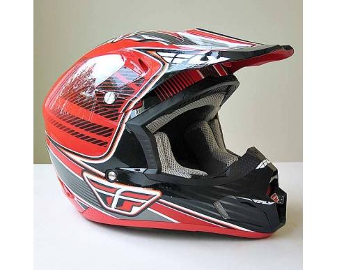 Шлем FLY RACING KINETIC PRO ANDREW SHORT REPLICA