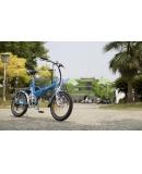 Велогибрид Eltreco Jazz