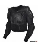 Куртка защитная Protection Jacket Черная MICHIRU