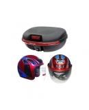 Комплект H1 (Кофр и 2 шлема)