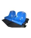 Двойное сиденье для саней 2200-2800мм