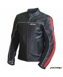 Куртка мотоциклетная Action черно-красная