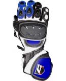 Перчатки AKITO SPORT MAX синие/белые/черн