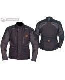 Куртка AKITO SIERRA черная/темно-серая