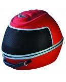 Сумка для шлема красная